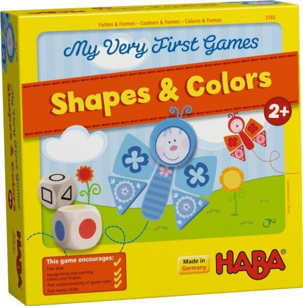 My Very First Game: Shapes & Colors