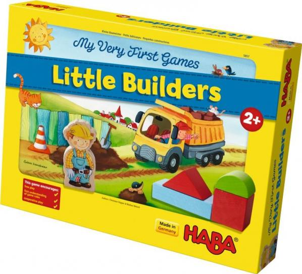 My very First Game: Little Builders