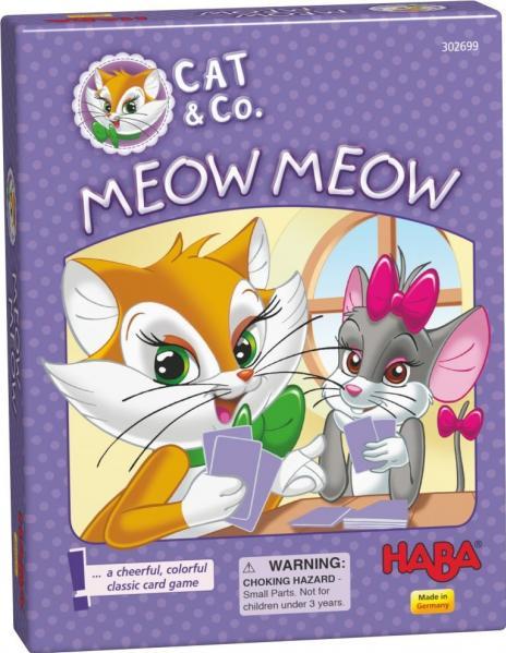 Cat & Co. Meow Meow