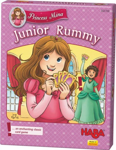 Princess Mina - Junior Rummy