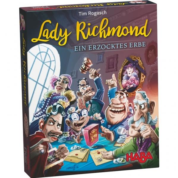 Lady Richmond: Fast Fight for Inheritance!