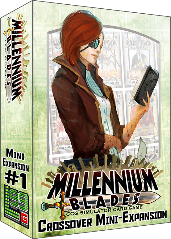 Millennium Blades: Crossover Expansion