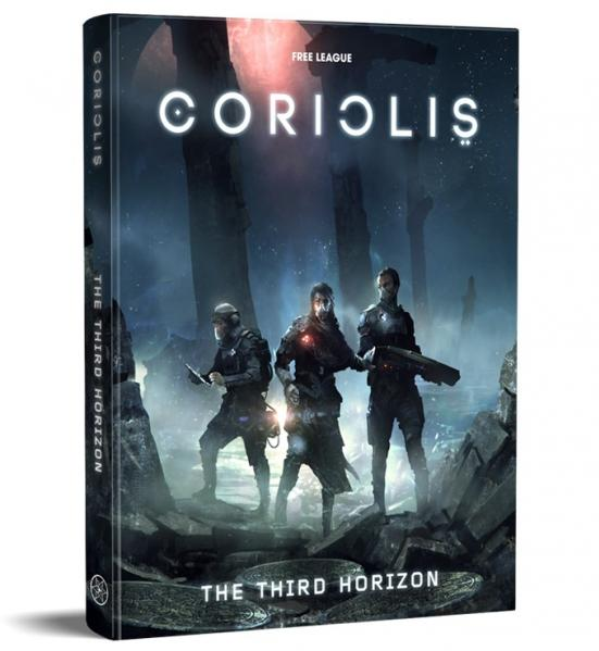 Coriolis RPG: The Third Horizon (HC)