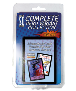 Sentinels of the Multiverse: Complete Hero Variant Collection