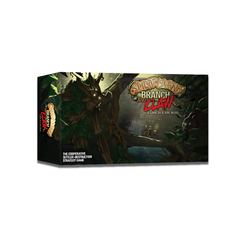 Spirit Island: Branch & Claw (Expansion)