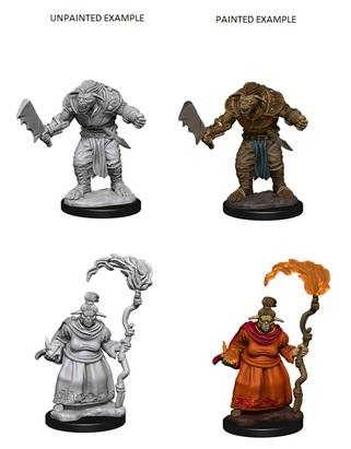 Pathfinder Battles Deep Cuts Unpainted Miniatures: Bugbears