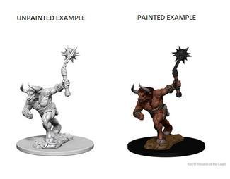D&D Nolzurs Marvelous Unpainted Minis: Minotaur