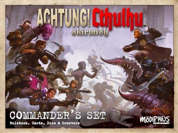 Achtung! Cthulhu: Skirmish Commander's Set