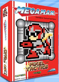 Pixel Tactics: Mega Man Red Box (Limited)