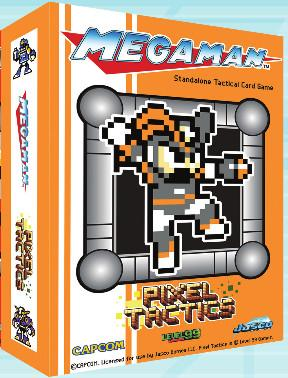Pixel Tactics: Mega Man Orange Box (Limited)