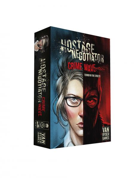Hostage Negotiator: Crime Wave (Boxed Card Game)