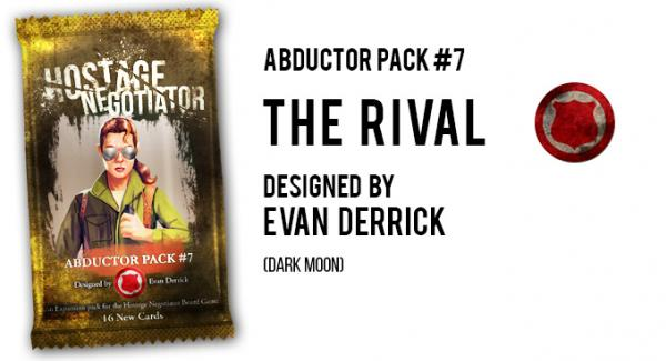 Hostage Negotiator: Abductor Pack #7 - The Rival