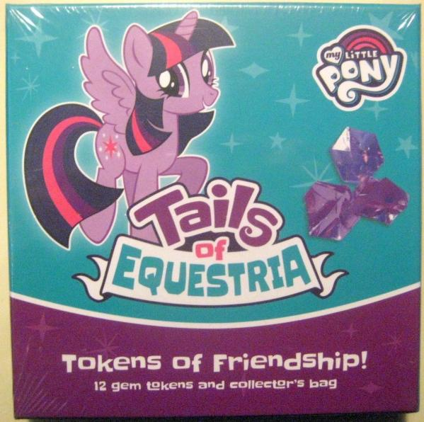My Little Pony RPG: Tails of Equestria - Tokens of Friendship