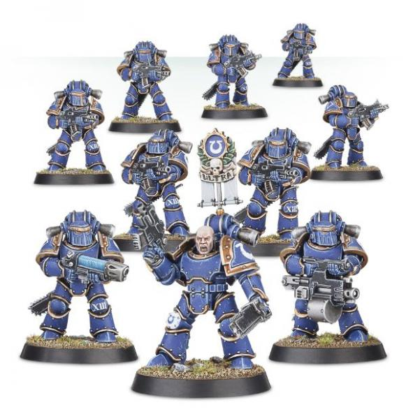 Warhammer 40K: MARK III SPACE MARINES