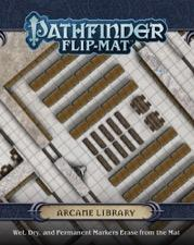 Pathfinder RPG: (Flip-Mat) Arcane Library