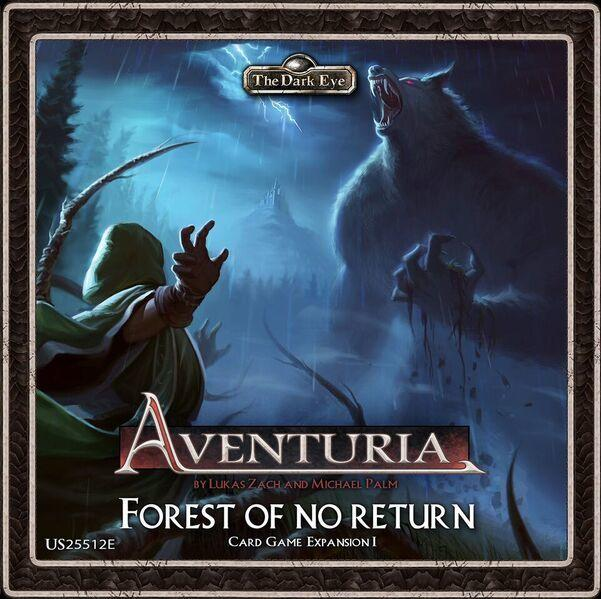 Aventuria Adventure Card Game: Forest of No Return (Expansion)