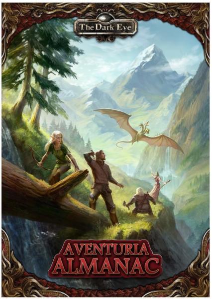 The Dark Eye RPG: Aventuria Almanac (Travel Edition)