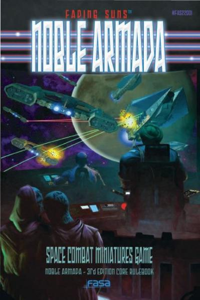 Fading Suns RPG: Noble Armada