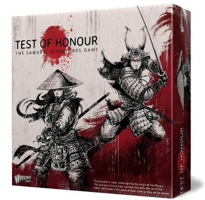 Test of Honour: Core Game