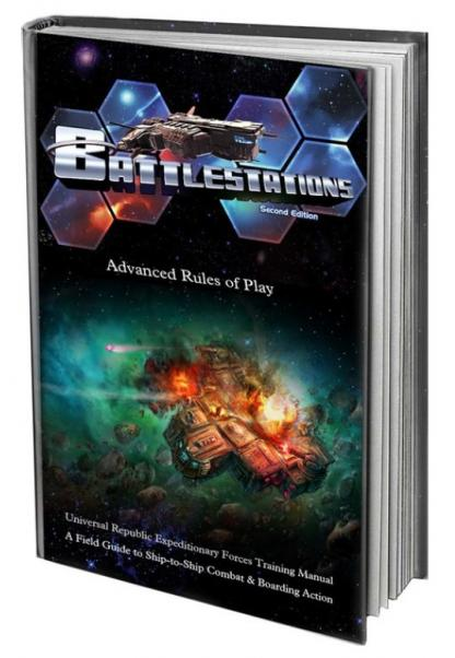 Battlestations 2nd Edition Rules Compendium