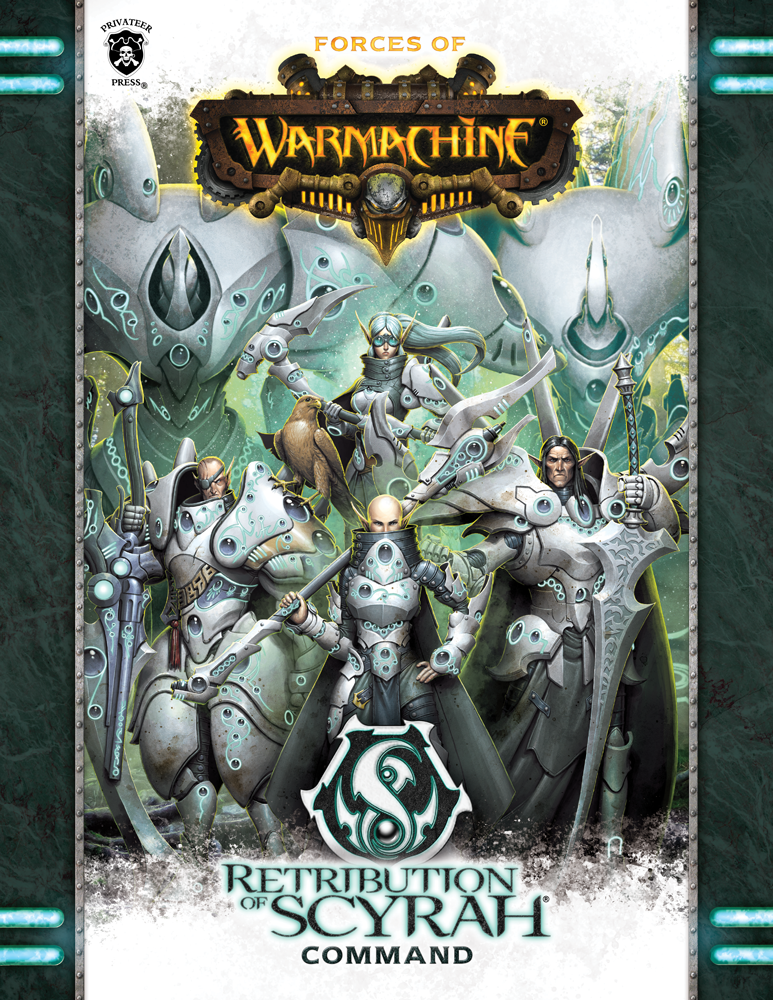 Forces Of Warmachine: Retribution of Scyrah Command (HC)