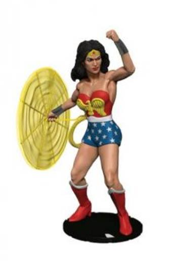 DC HeroClix: 15th Anniversary Elseworlds Colossal Skyscraper Wonder Woman Case PROMO