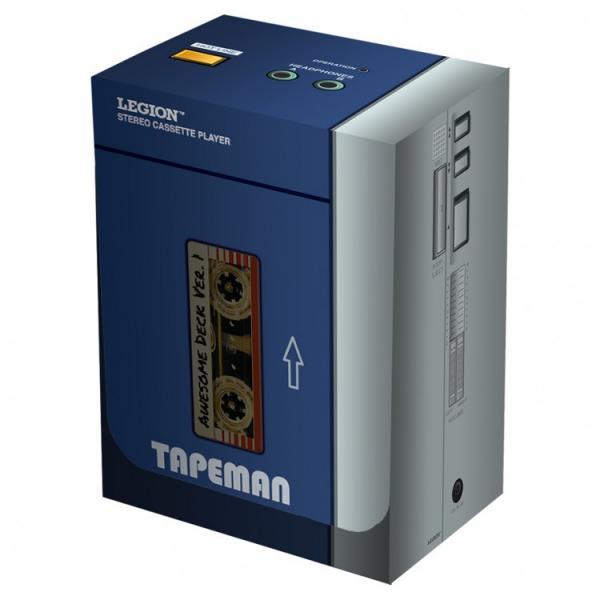 Deck Box: Cassette