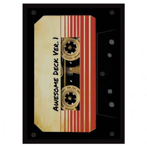 Card Sleeves: Cassette (50)