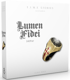 T.I.M.E. Stories: Lumen Fidei Expansion