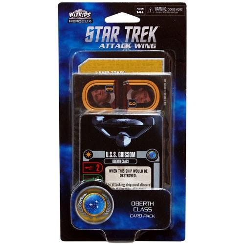 Star Trek Attack Attack Wing: Oberth Class Card Pack Wave 1