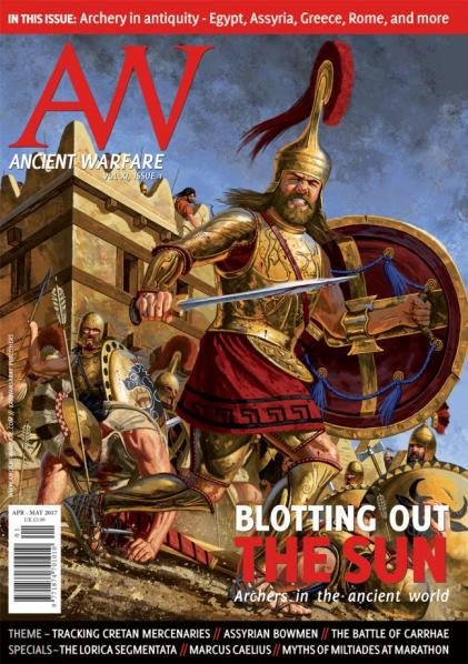 Ancient Warfare Magazine: Volume 11, Issue #1