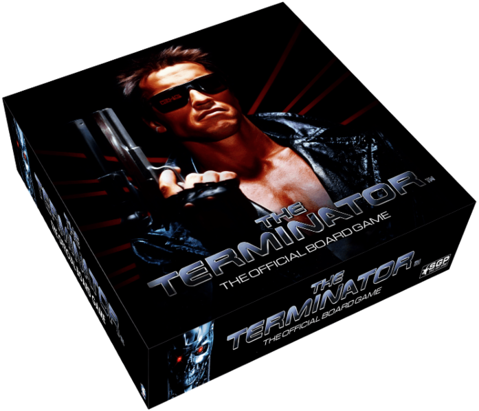 Terminator: The Official Board Game