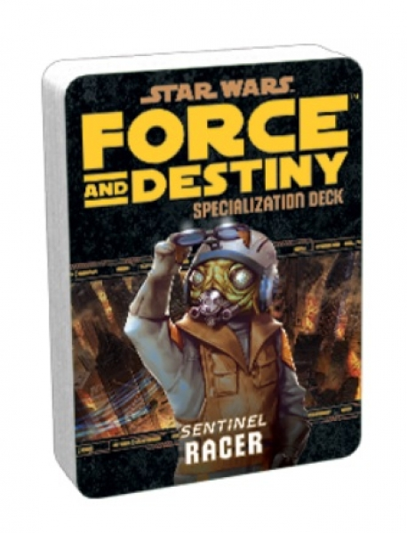 Force and Destiny RPG: Racer Specialization Deck