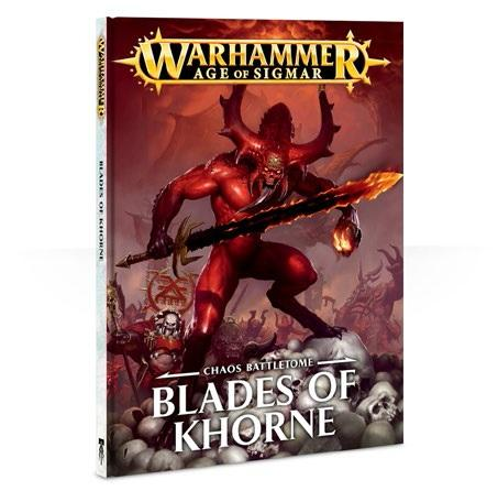 Age of Sigmar: Battletome: Blades of Khorne (HC)