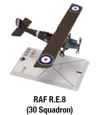 Wings Of Glory WWI Miniatures: RAF R.E.8 (30 Squadron)