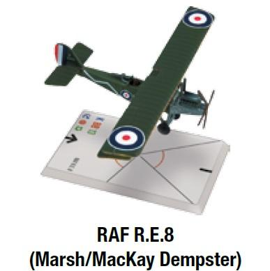 Wings Of Glory WWI Miniatures: RAF R.E.8 (Marsh/MacKay Dempster)