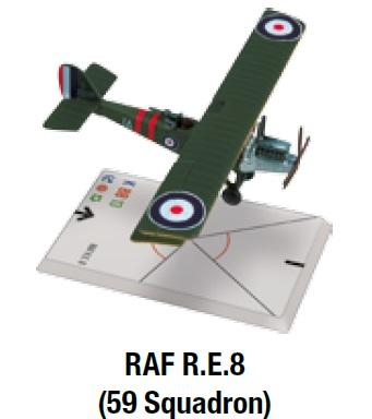 Wings Of Glory WWI Miniatures: RAF R.E.8 (59 Squadron)