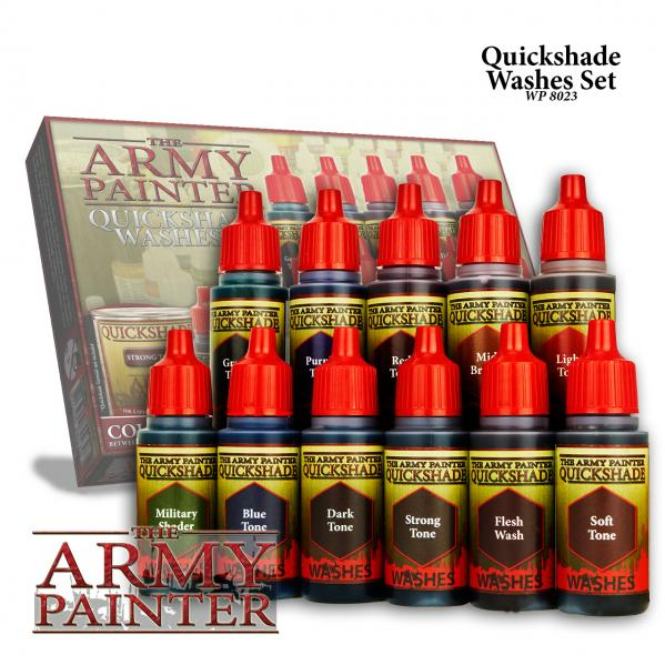 Warpaints: Quickshade Washes Set (NEW)