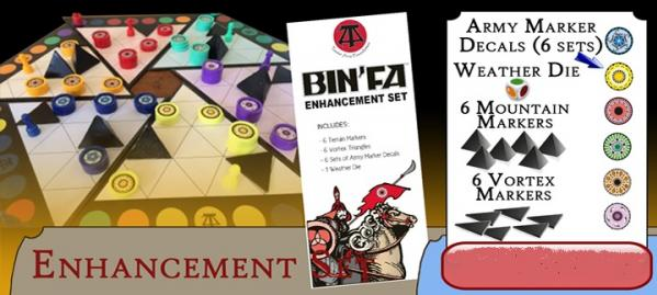 Bin'Fa: Enhancement Set
