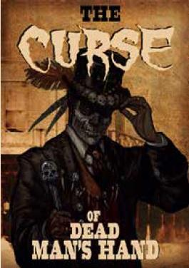 The Curse of Dead Man's Hand: Source Book & Card Deck