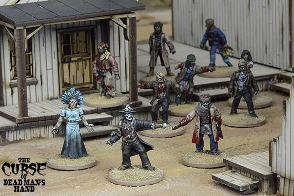 The Curse of Dead Man's Hand: The Baron Boxed Gang