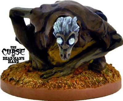 The Curse of Dead Man's Hand: Wendigo (Ungodly Creature)