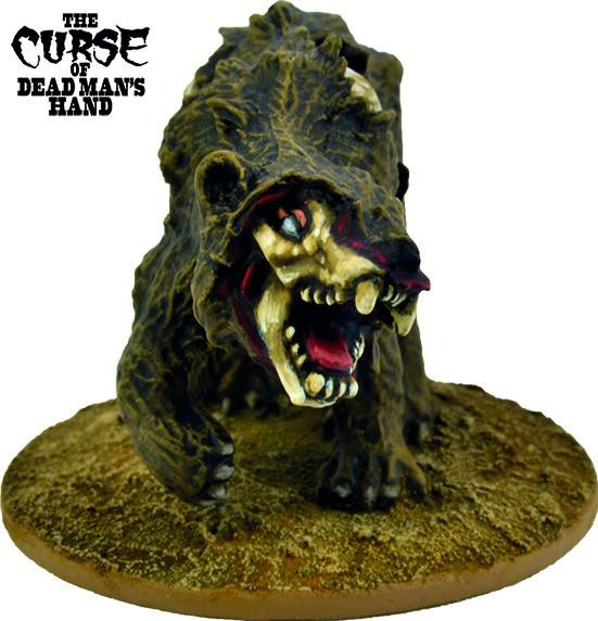 The Curse of Dead Man's Hand: Haunted Bear (Ungodly Creature)