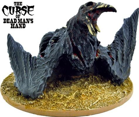 The Curse of Dead Man's Hand: Storm Crow (Ungodly Creature)