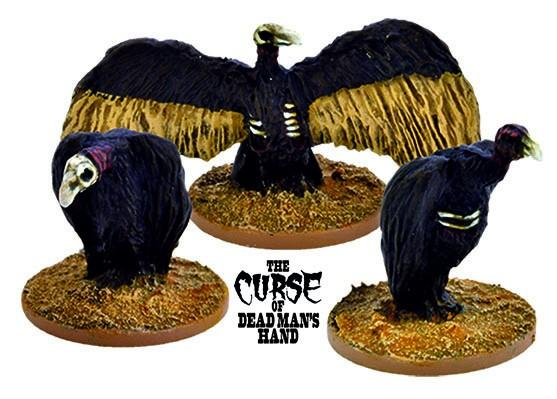The Curse of Dead Man's Hand: Corpse Carrion (Ungodly Creature)