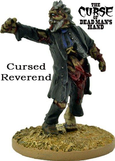 The Curse of Dead Man's Hand: Cursed Reverend