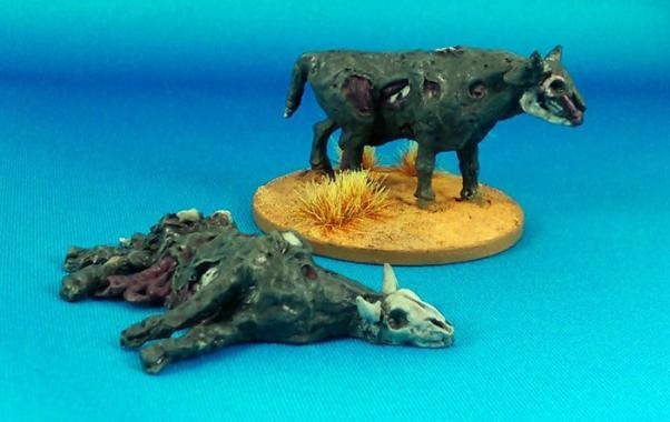 The Curse of Dead Man's Hand: Rotten Cattle