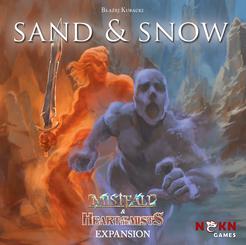 Mistfall: Sand and Snow Expansion