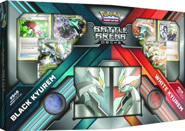 Pokemon CCG: Black Kyurem vs White Kyurem Box