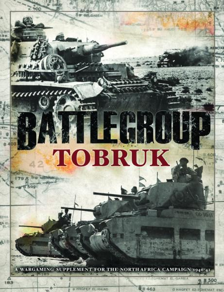 Battlegroup: Tobruk